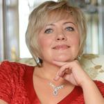 Ведущая Марина Паначёва