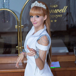 Ведущая Светлана Аксененко