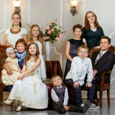 Большие семейные фотосессии - фотостудия ArtRoom Фотосессии