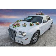 Оформление свадебного кортежа - Арт Премьер Декор