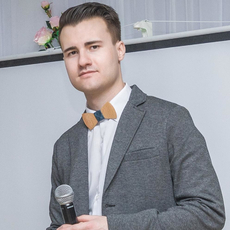 Ведущий Игорь Вечер