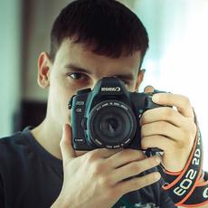 Фотограф Юрий Рожков