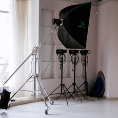 Ptichka Аренда комплекта студийного света BOWENS GEMINI 400/400