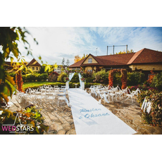 Выездная регистрация брака - WEDSTARS Декор