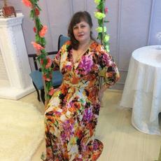 Ведущая Светлана Кремцева-Камарицких