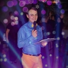 Ведущий Никита Залесов