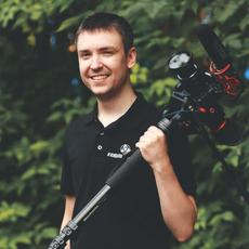Видеограф Марис Игнатов