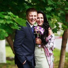 Катя Пупышева Свадебная фотосъемка (пакет Регистрация и прогулка) Фотосъемка