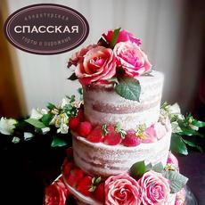 Кондитерская «Спасская» - торты на свадьбу Свадебные аксессуары