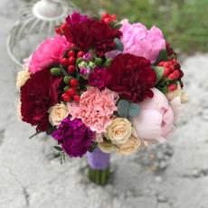 Марина Посохова - букеты, цветы на свадьбу Свадебные аксессуары