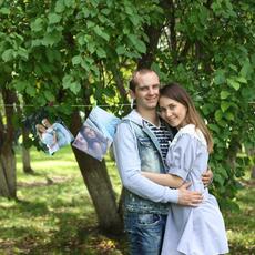 Мария и Виталий Криницины Видеосъемка Love story Видеосъемка