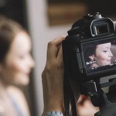 Мария и Виталий Криницины Студийная видеосъемка Услуги
