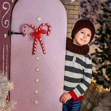 Оля Болдырева Фотосессия в пряничных домиках Фотосессии