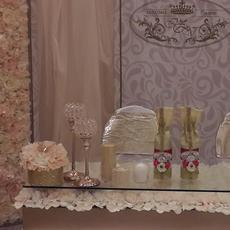 Свадебное оформление от Валентина Елинова Декор