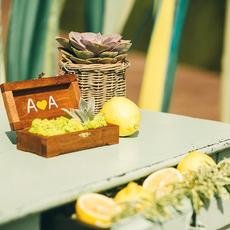 Свадебное оформление от Лимонадный Бар Декор