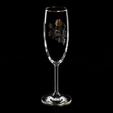 """Набор бокалов для шампанского 175 мл """"Свадебные"""", 2 шт Свадебные аксессуары"""