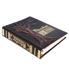 """Родословная книга из натуральной кожи """"Древо"""" Подарки и сувениры"""