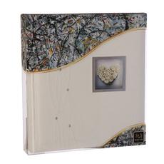 Фотоальбом магнитный 30 листов Image Art серия 084 свадебный книжный п-т 31х32 см Подарки и сувениры