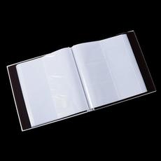"""Фотоальбом на 400 фото 10х15 см """"Семья"""" в коробке кожзам белый 35х33,5х5,3 см Подарки и сувениры"""