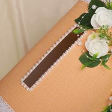 Коробка для денег «Астрид», персиковая, неразборная Свадебные аксессуары
