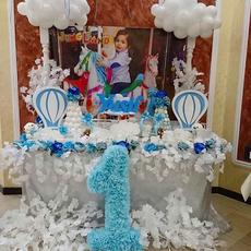 Декор детского праздника Услуги