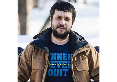 Фотограф Александр Овсянников