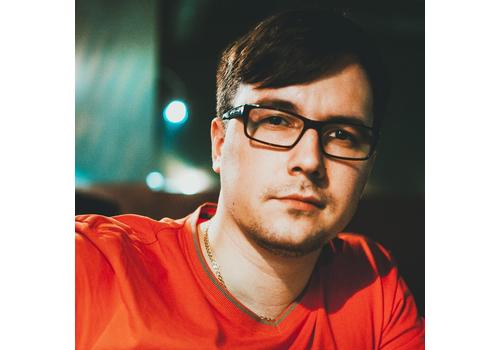 Фотограф Вадим Чулков