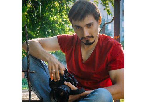 Фотограф Владимир Таланцев
