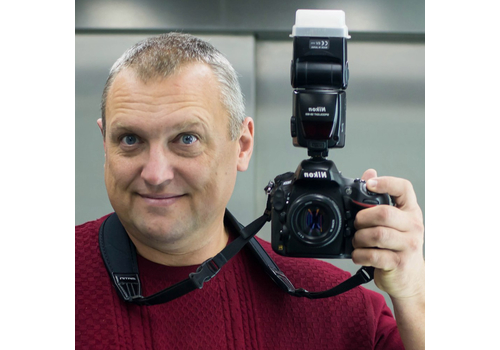 Фотограф Евгений Назаркин