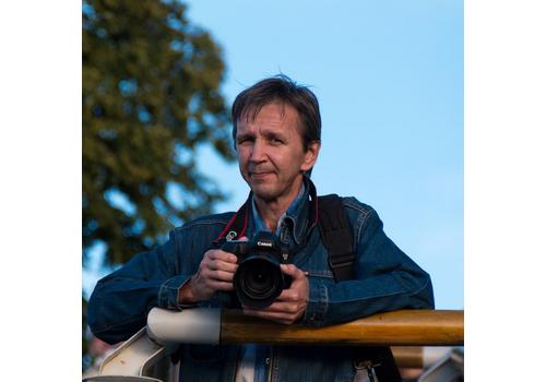 Фотограф Игорь Пивоваров