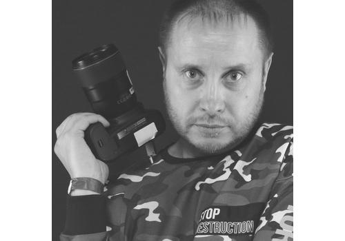 Фотограф Сергей Касторский