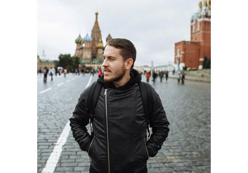 Фотограф Сергей Михин
