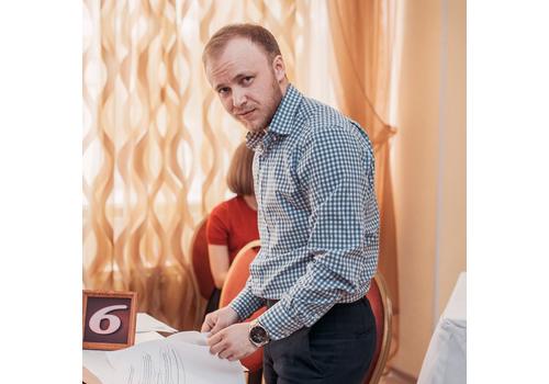 Фотограф Тимофей Мингалев