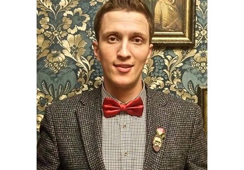 Ведущий Николай Смирнов