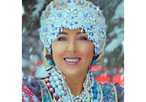Ведущий Ольга Орлова