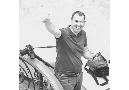 Видеограф Андрей Прытков