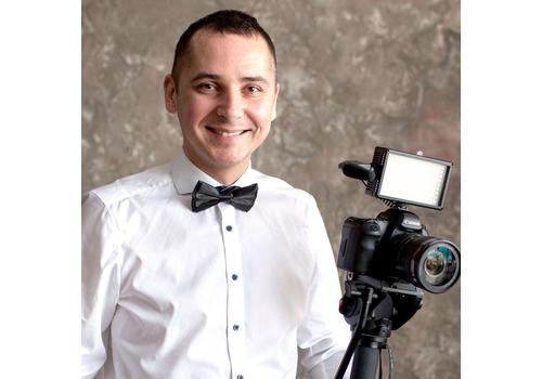 Видеограф Дмитрий Капанин