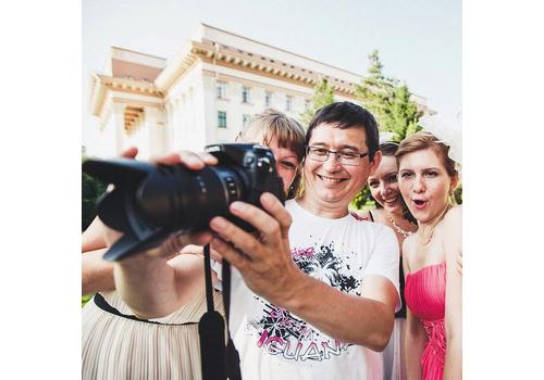 Видеограф Рустам Абдулвалеев