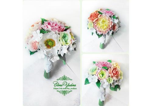 Елена Юдина - букеты, цветы на свадьбу в Тюмени Свадебные аксессуары